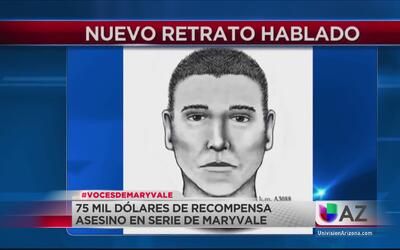 Aumenta a $75 mil dólares la recompensa por asesino de Maryvale