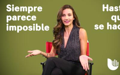 Esta semana Argelia Atilano nos recuerda que nada es imposible, a pesar...
