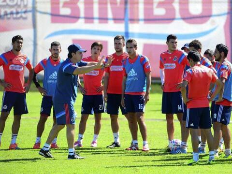 Para este torneo, el Guadalajara incorporó a siete refuerzos para...