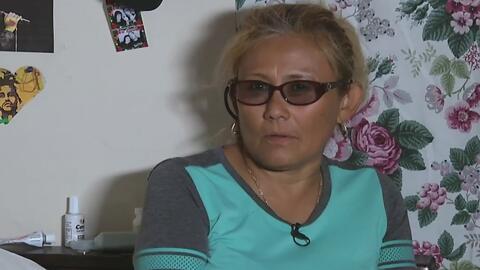 Mujer en riesgo de deportación teme regresar a su natal Honduras, donde...