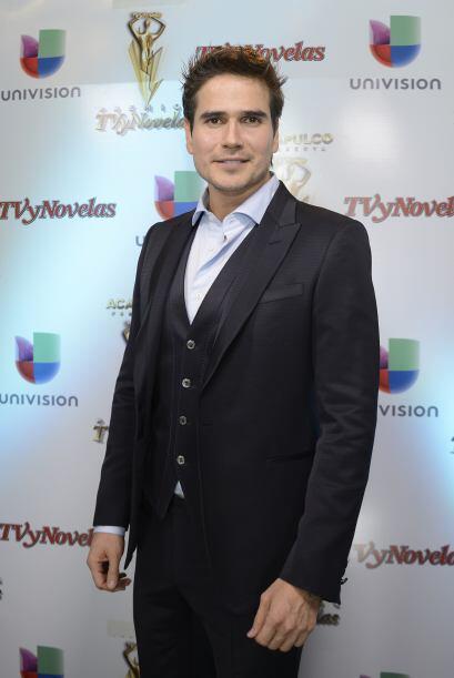 El actor colombiano está muy emocionado porque será parte...