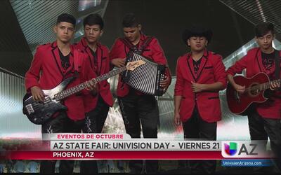 Los mejores eventos del mes de octubre en Phoenix