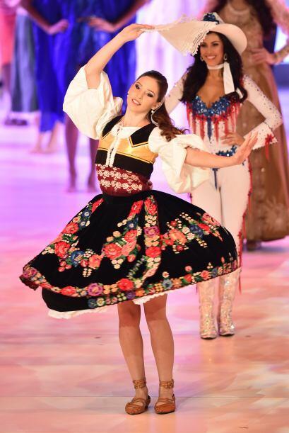 Miss Slovenia, Julija Bizjak