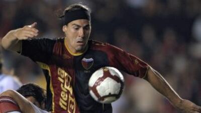 El argentino Federico Nieto anotó uno de los goles en el empate por 2-2...