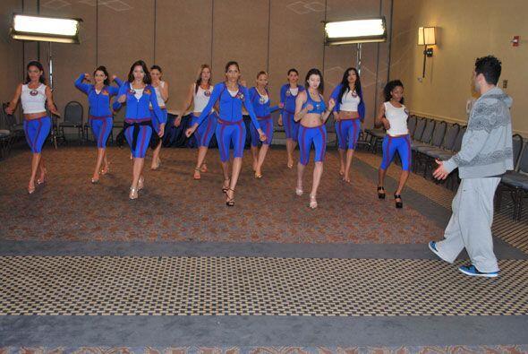 Si quieres verlas bailar, no te pierdas Nuestra Belleza Latina.