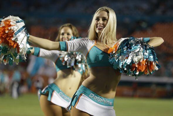Las porristas más bellas sólo las encuentras en la NFL. Esto es lo que t...