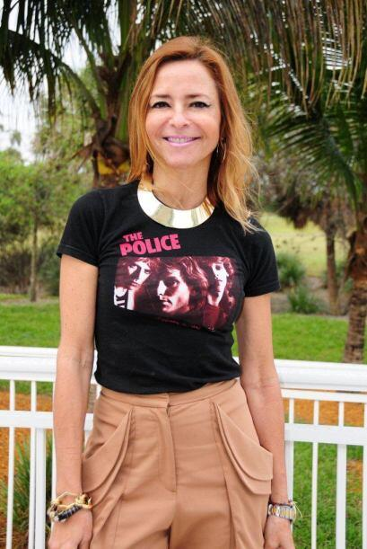 Irma Martínez lleva años haciendo parte de Nuestra Belleza...