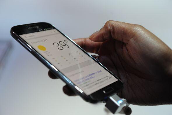 Samsung Galaxy S4 muestra una nueva plataforma sin necesidad de tocar la...