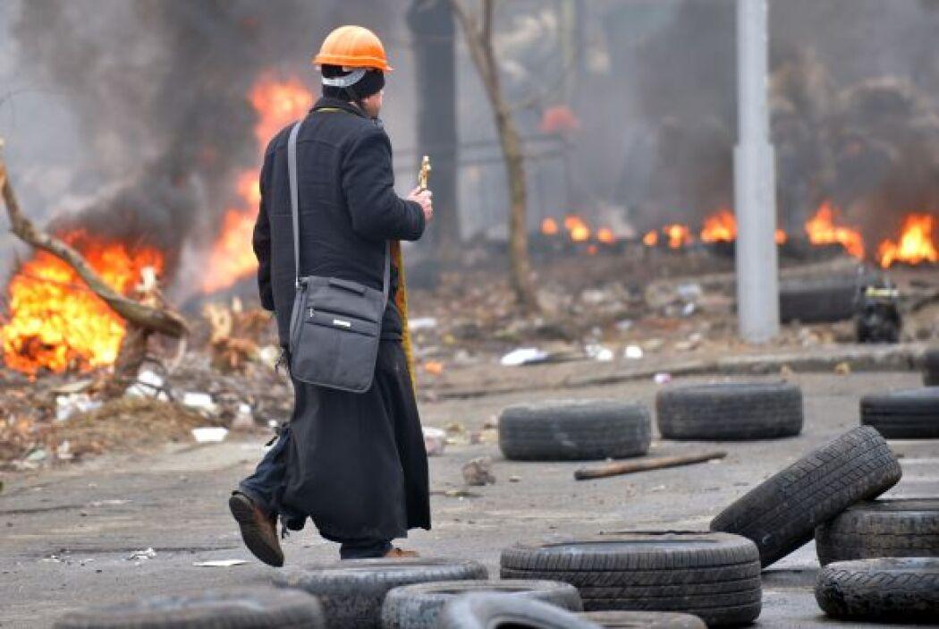 El relato del opositor suscitó temores entre la oposición de que escuadr...