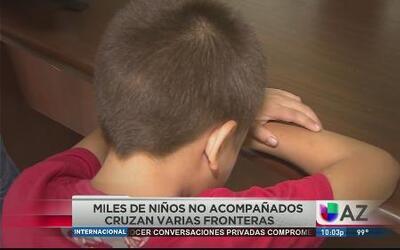 Por qué tantos niños cruzan la frontera