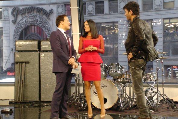 Desde temprano, Karla y Raúl se prepararon para hacer historia en...