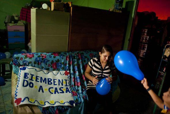 Los pobladores esperan el regreso de Juan Salvador Alvarenga, el hombre...