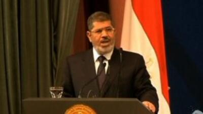 Mursi fue destituido en Egipto por las fuerzas militares