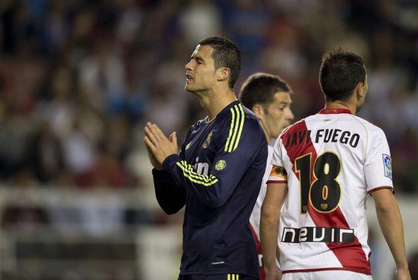 Cristiano Ronaldo y sus compañeros querían lograr su prime...