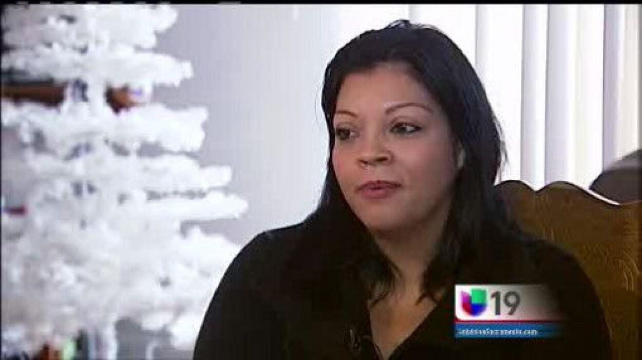 A punto de ser deportada pero el Consulado Mexicano le ayudó