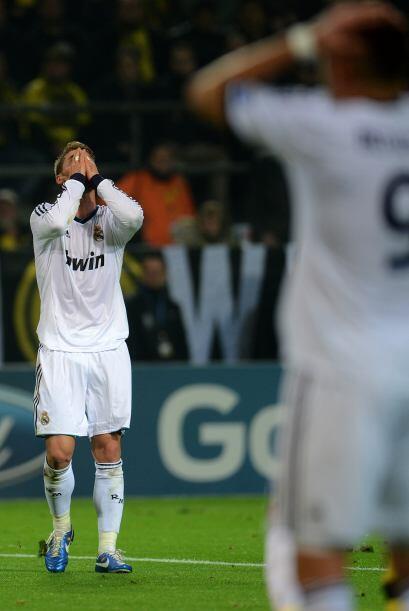 Real Madrid no pudo igualar y cayó derrotado, una vez más, en suelo alemán.