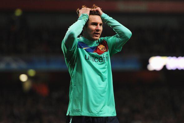 Messi y compañía sufrirán para dar vuelta a esta desventaja en el choque...