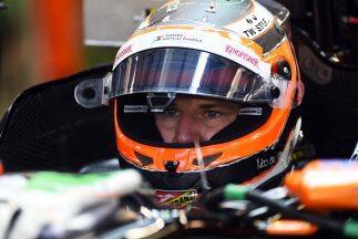El piloto alemán ocupa el octavo puesto en la la temporada.