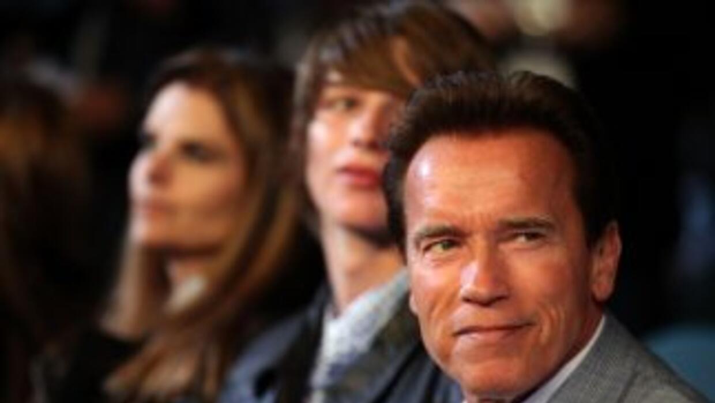 Arnold Schwarzenegger admitió públicamente haber tenido un hijo ilegítim...