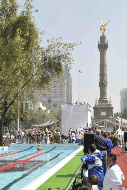 El Paseo de la Reforma de la Ciudad de México se convirtió...