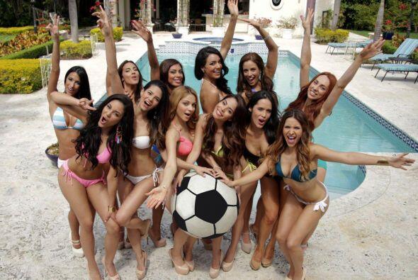 Nuestras 12 finalistas se unieron a la emoción que vive Univision...