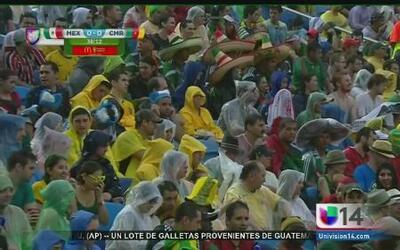 Por cierta palabra, México y Brasil podrían ser sancionados por la FIFA