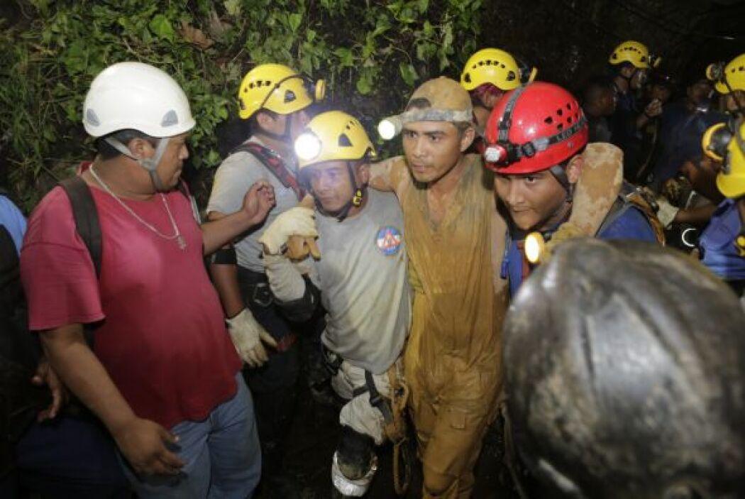 También habían dicho que eran 25 los trabajadores que se encontraban en...