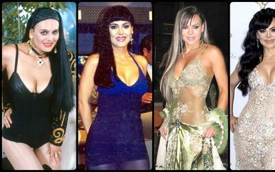 Maribel Guardia y su paso por las telenovelas
