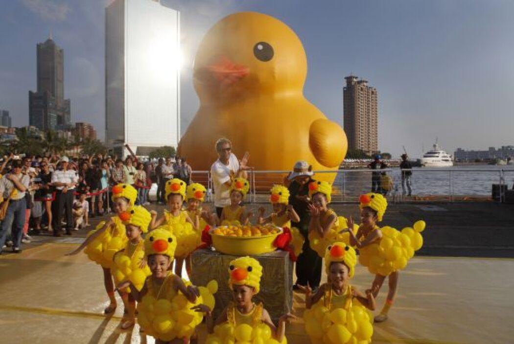 La visita del pato podría generar ganancias de hasta 33 millones de dóla...