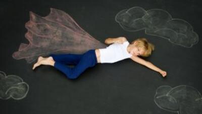 """""""Los estudios muestran que, en líneas generales, la creatividad infantil..."""