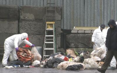 Hallan restos humanos de una mujer en un vertedero de basura de Bronx