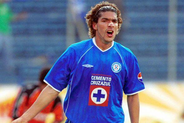 "Sebastián Abreu es otro de los jugadores que llegaron a Cruz Azul, el ""L..."