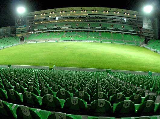 El estadio tendrá tres niveles de iluminación, uno para en...