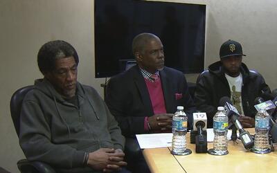 Familia de hombre muerto por la policía exige respuestas