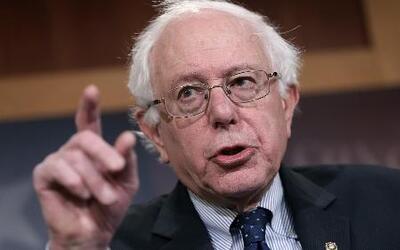 Bernie Sanders dice que su candidatura es la mejor opción para enfrentar...