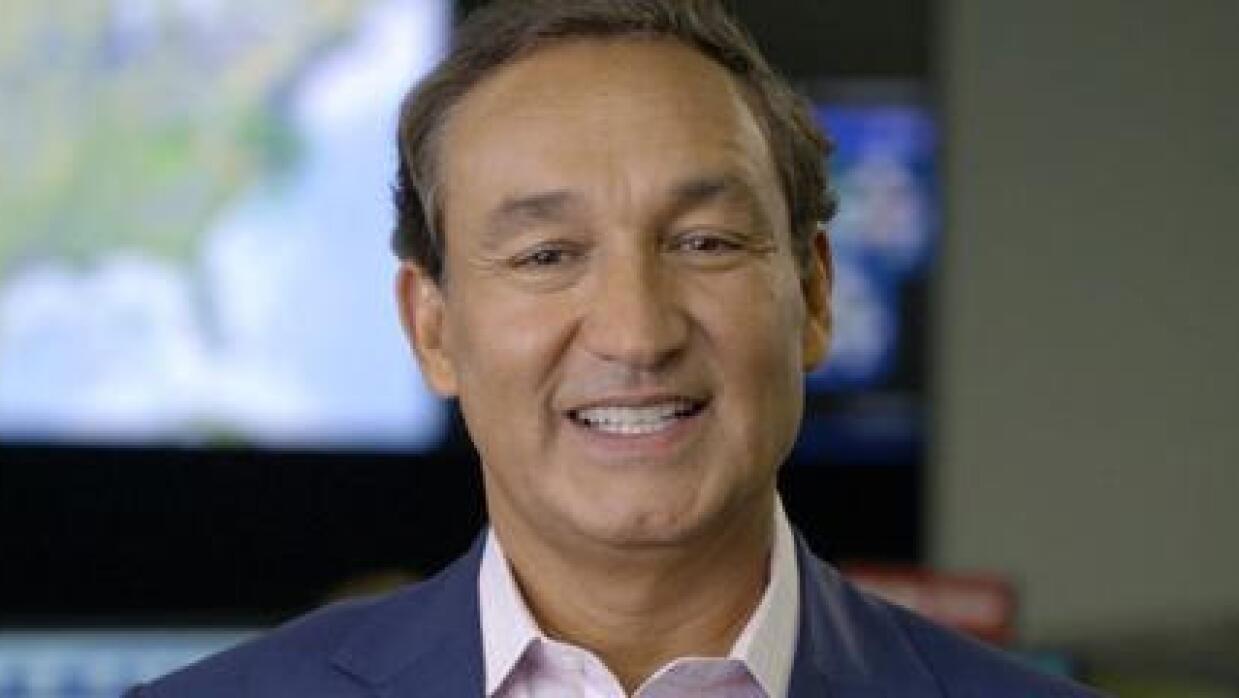 Oscar Muñoz, CEO de United Airlines.