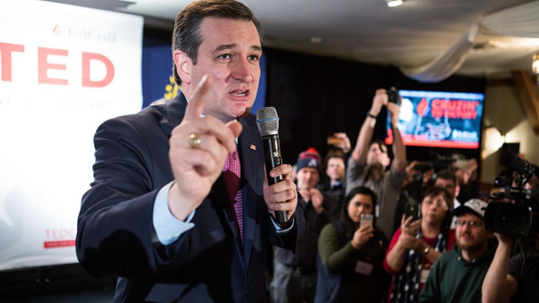 Senador Ted Cruz