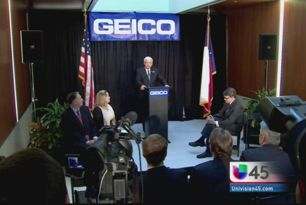 Geico es el diminutivo de Goverment Employees Insurance Company.