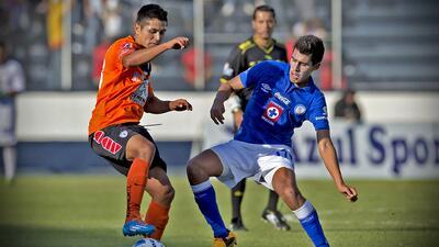 Cruz Azul Hidalgo empató 1-1 contra Pachuca en la Copa MX