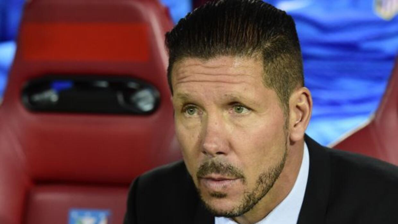 El timonel del Atlético de Madrid recordó los cambios en el plantel que...