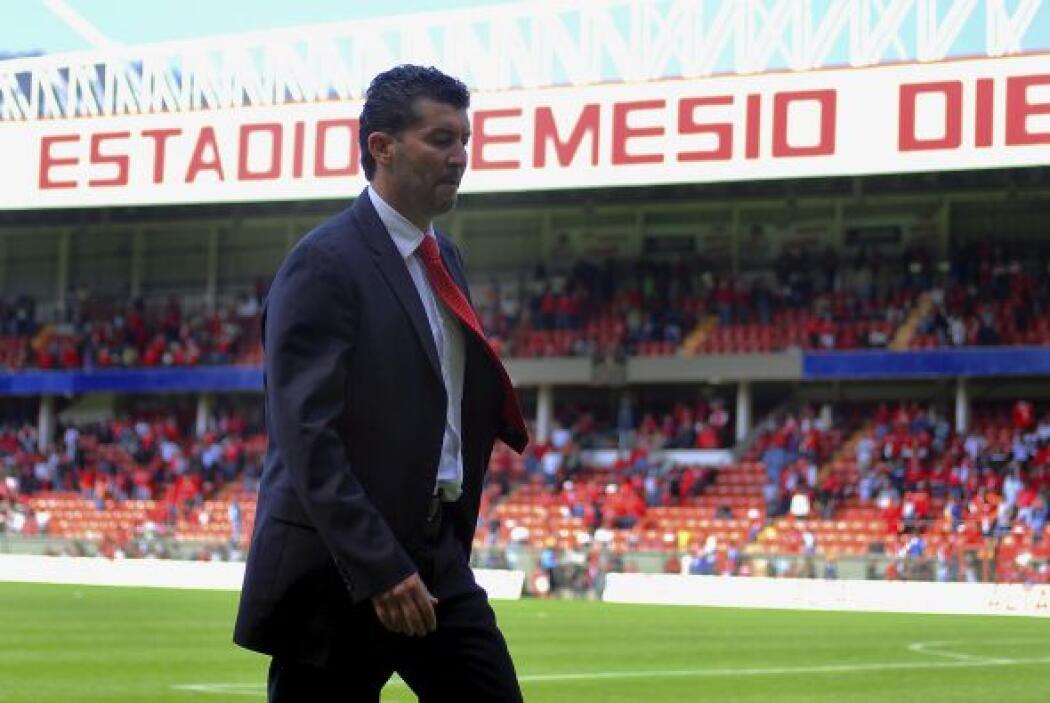 El ex entrenador de la selección mexicana, José Manuel de la Torre, tamb...