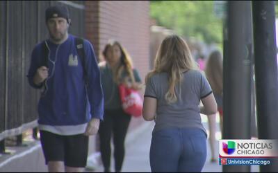 Ola de robos en el norte de Chicago preocupa a los residentes