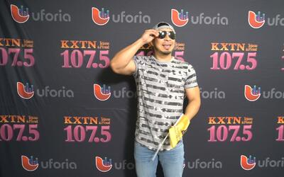 Jesse from Grupo Siggno Supports St. Jude Radiothon