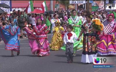 Festival del 5 de Mayo en Stockton