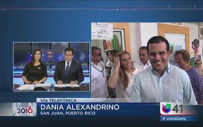 David Bernier acepta la derrota en las elecciones de Puerto Rico