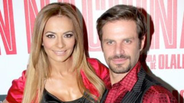 Mark Tacher no quería hijos con Cecilia Galliano