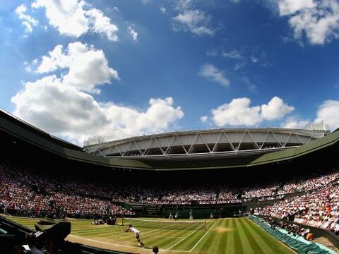 El torneo de Wimbledon es el evento de tenis más antiguo del mund...