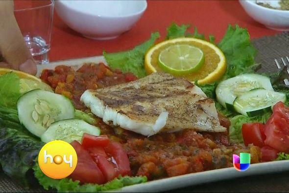 Huachinango a la Veracruzana   Es una de las recetas típicas más conocid...