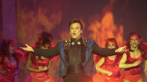 Juan Gabriel passed away at age 66 on August 28.