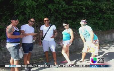 Arrestan a cubanos que viajaban a través de una nueva ruta hacia EEUU
